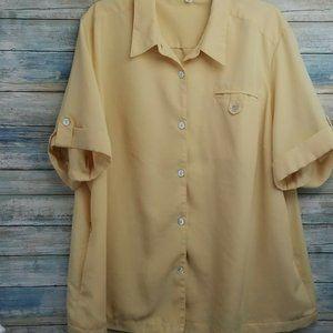 Travelsmith Mens Vintage Shirt g22